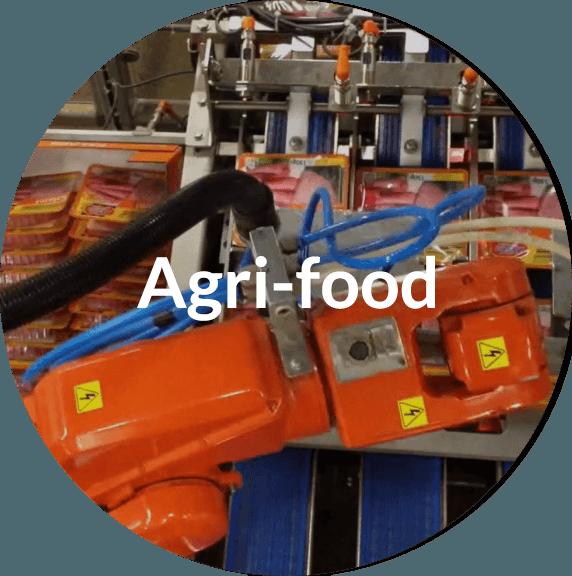 Agri-food - ICARE Automation