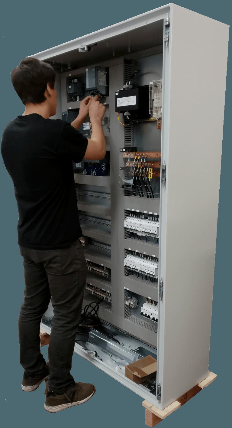 Armario eléctrico - ICARE