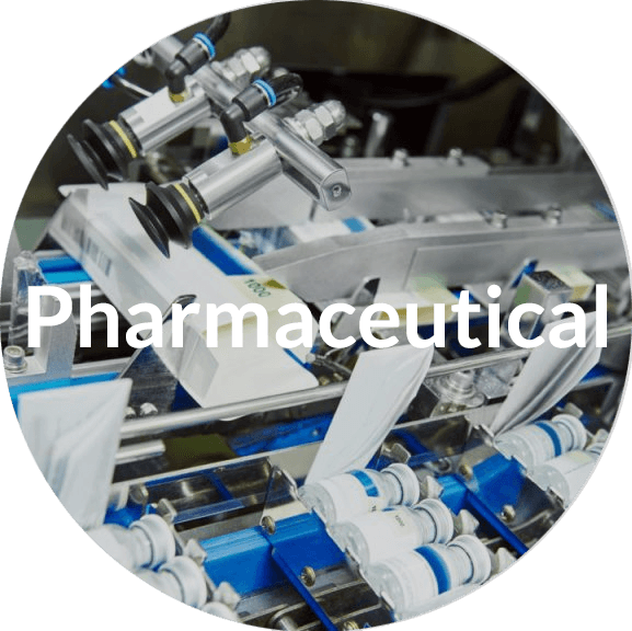 Pharmaceutical - ICARE Automation