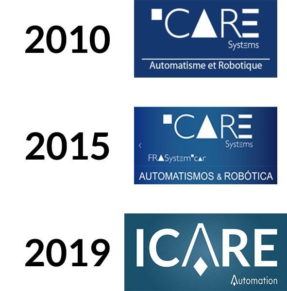 Transicion logo ICARE